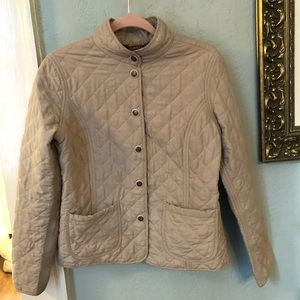 Orvis Quilted Riding/Barn Jacket